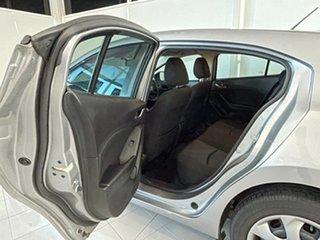 2014 Mazda 3 BM5476 Neo SKYACTIV-MT Silver, Chrome 6 Speed Manual Hatchback