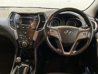 2014 Hyundai Santa Fe DM MY14 Active Creamy White 6 Speed Manual Wagon