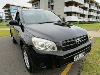 2007 Toyota RAV4 ACA33R CV (4x4) Black 4 Speed Automatic Wagon.