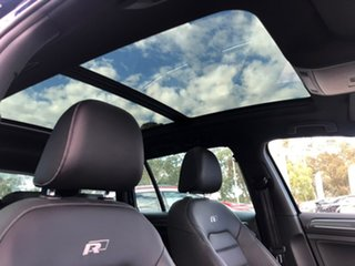 2017 Volkswagen Golf 7.5 MY18 110TDI DSG Highline Blue 7 Speed Sports Automatic Dual Clutch Wagon