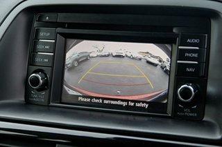 2014 Mazda CX-5 KE1022 Akera SKYACTIV-Drive AWD Red 6 Speed Sports Automatic Wagon