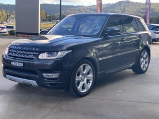 2015 Land Rover Range Rover Sport L494 16MY HEV Autobiography Grey 8 Speed Sports Automatic Wagon.