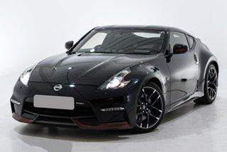2018 Nissan 370Z Z34 MY18 Nismo Black 7 Speed Sports Automatic Coupe.