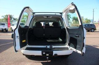 2013 Toyota Landcruiser VDJ200R MY13 GX Glacier White 6 Speed Sports Automatic Wagon