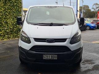 2014 Ford Transit Custom VN 290S Low Roof SWB White 6 Speed Manual Van.