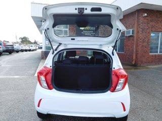 2016 Holden Spark MP MY16 LS White 5 Speed Manual Hatchback