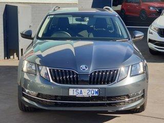 2019 Skoda Octavia NE MY20 110TSI DSG Grey 7 Speed Sports Automatic Dual Clutch Wagon.