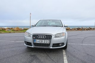 2006 Audi A4 B7 S Line Avant Multitronic Silver 7 Speed Constant Variable Wagon.
