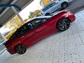 2020 Honda Civic MY20 RS Red Constant Variable Sedan