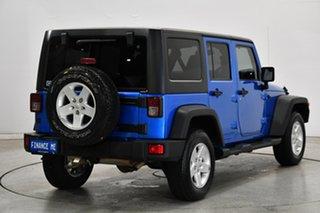 2016 Jeep Wrangler JK MY2016 Sport Blue 5 Speed Automatic Softtop