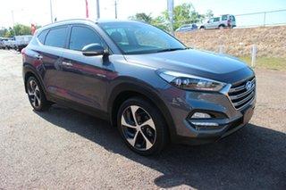 2017 Hyundai Tucson TLe MY17 Elite 2WD Grey 6 Speed Automatic Wagon.