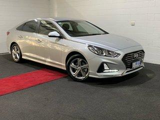 2018 Hyundai Sonata LF4 MY18 Active Ion Silver 6 Speed Sports Automatic Sedan.