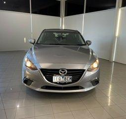 2015 Mazda 3 BM5478 Neo SKYACTIV-Drive Silver, Chrome 6 Speed Sports Automatic Hatchback.