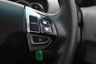 2015 Mitsubishi Triton MN MY15 GLX White 5 Speed Manual Cab Chassis