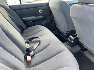 2006 Nissan Tiida C11 ST-L Silver 4 Speed Automatic Sedan