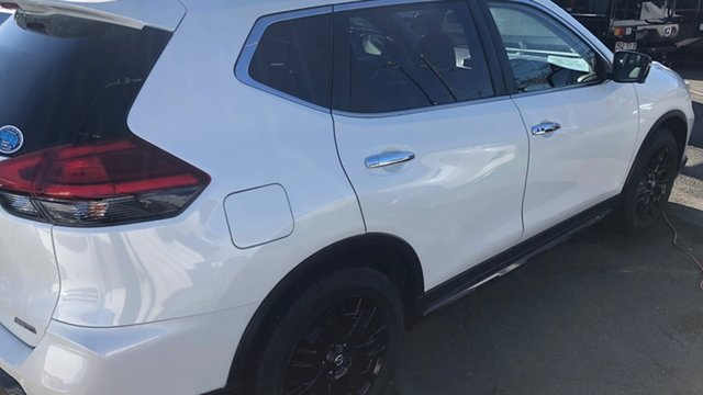 Used Nissan X-Trail T32 Series II ST-L X-tronic 4WD Moorooka, 2018 Nissan X-Trail T32 Series II ST-L X-tronic 4WD White 7 Speed Constant Variable Wagon