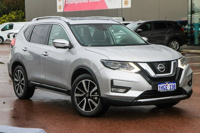Used Nissan X-Trail T32 Series II Ti X-tronic 4WD Cannington, 2020 Nissan X-Trail T32 Series II Ti X-tronic 4WD Silver 7 Speed Constant Variable Wagon
