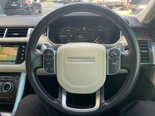 2015 Land Rover Range Rover Sport L494 16MY HEV Autobiography Grey 8 Speed Sports Automatic Wagon