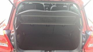 2021 Suzuki Swift SWIFT6 SWIFT GLX AUTO Burning Red Hatchback