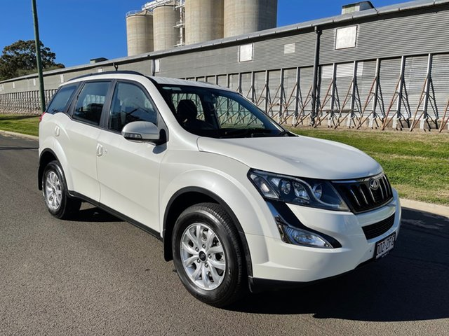 Pre-Owned Mahindra XUV500 W6 (FWD) Oakey, 2019 Mahindra XUV500 W6 (FWD) 6 Speed Automatic Wagon
