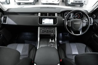 2015 Land Rover Range Rover Sport L494 15.5MY S White 8 Speed Sports Automatic Wagon.