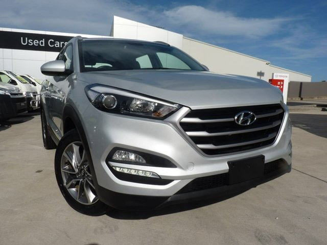 Pre-Owned Hyundai Tucson TL MY18 Active X 2WD Blacktown, 2018 Hyundai Tucson TL MY18 Active X 2WD Platinum Silver 6 Speed Sports Automatic Wagon