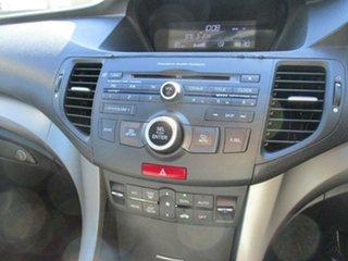 2009 Honda Accord Euro CU MY10 Silver 5 Speed Automatic Sedan
