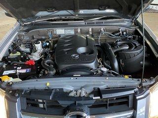 2011 Mazda BT-50 UNY0E4 DX Grey 5 Speed Automatic Utility