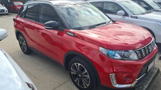 2021 Suzuki Vitara VITARA1 GLX+ Red & Black Wagon.