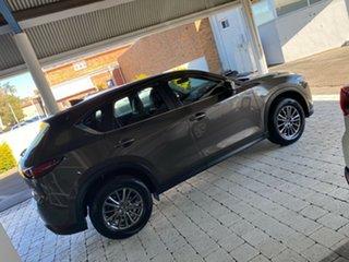 2017 Mazda CX-5 Maxx Sport Titanium Flash Sports Automatic Wagon