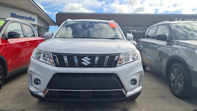 New Suzuki Vitara Moorooka, 2021 Suzuki Vitara VITARA1 VITARA GL+ AUTO 2WD Pearl White Wagon