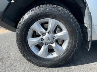 2012 Toyota Landcruiser Prado KDJ150R GXL Classic Silver 5 Speed Sports Automatic Wagon