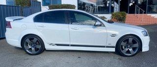 2013 Holden Commodore VE II MY12.5 SV6 White 6 Speed Sports Automatic Sedan.