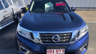 2017 Nissan Navara D23 S2 ST Blue 6 Speed Manual Utility.