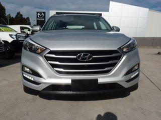2018 Hyundai Tucson TL MY18 Active X 2WD Platinum Silver 6 Speed Sports Automatic Wagon.