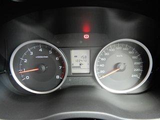 2012 Subaru XV G4X MY12 2.0i-L AWD Tangerine Orange 6 Speed Manual Wagon