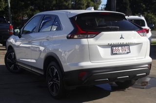 2021 Mitsubishi Eclipse Cross YB MY21 ES 2WD White 8 Speed Constant Variable Wagon