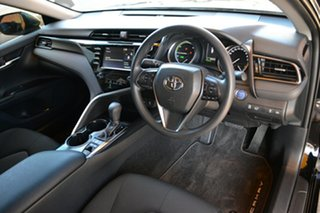 2019 Toyota Camry AXVH71R Ascent Black 6 Speed Constant Variable Sedan Hybrid.
