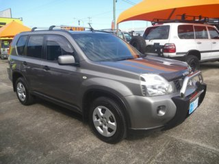 2008 Nissan X-Trail T31 ST Grey 1 Speed Constant Variable Wagon.