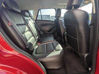 2014 Mazda CX-5 KE1031 MY14 Grand Touring SKYACTIV-Drive AWD Soul Red 6 Speed Sports Automatic Wagon