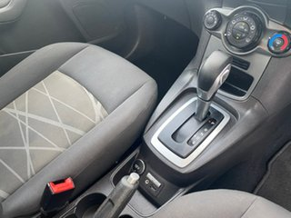 2015 Ford Fiesta WZ MY15 Ambiente PwrShift White 6 Speed Sports Automatic Dual Clutch Hatchback