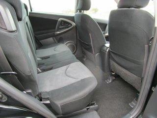 2007 Toyota RAV4 ACA33R CV (4x4) Black 4 Speed Automatic Wagon
