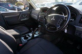 2014 Mitsubishi Pajero NW MY14 GLX-R Brown 5 Speed Sports Automatic Wagon