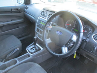 2008 Ford Focus LT CL White 4 Speed Automatic Hatchback