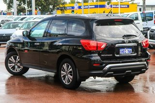 2020 Nissan Pathfinder R52 Series III MY19 ST-L X-tronic 2WD Black 1 Speed Constant Variable Wagon.