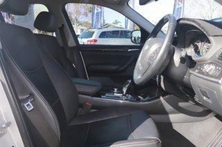 2013 BMW X3 F25 MY0413 xDrive20d Steptronic Silver 8 Speed Automatic Wagon