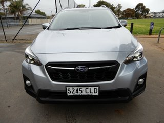 2017 Subaru XV G5X MY18 2.0i-S Lineartronic AWD Silver 7 Speed Constant Variable Wagon.