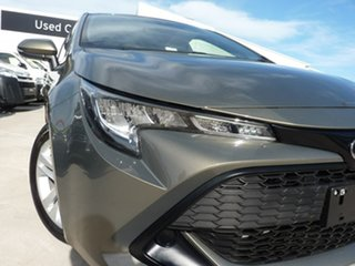 2018 Toyota Corolla Mzea12R Ascent Sport Oxide Bronze 10 Speed Constant Variable Hatchback