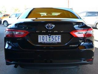 2019 Toyota Camry AXVH71R Ascent Black 6 Speed Constant Variable Sedan Hybrid
