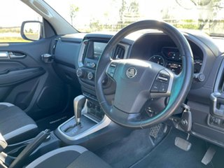 2018 Holden Colorado RG MY18 LS Grey 6 Speed Sports Automatic Cab Chassis